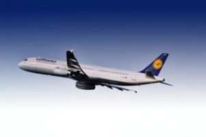 Fly business class Lufthansa