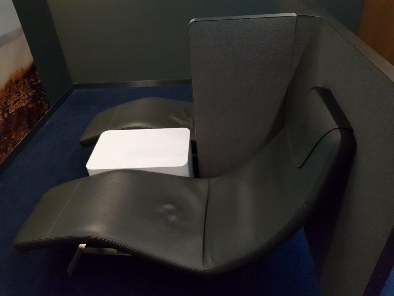 Business lounge lufthansa Frankfurt