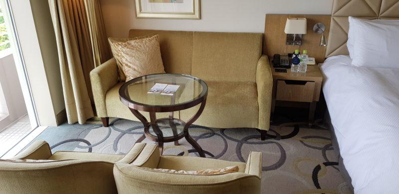Review Hilton Tokyo Odaiba, spqce