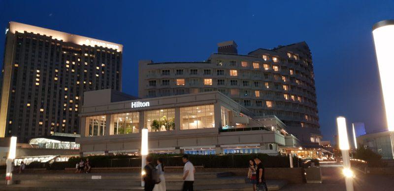 Review Hilton Tokyo Odaiba,