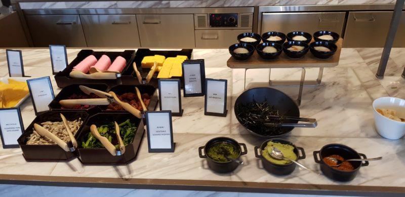 Review Hilton Tokyo Odaiba, breakfast
