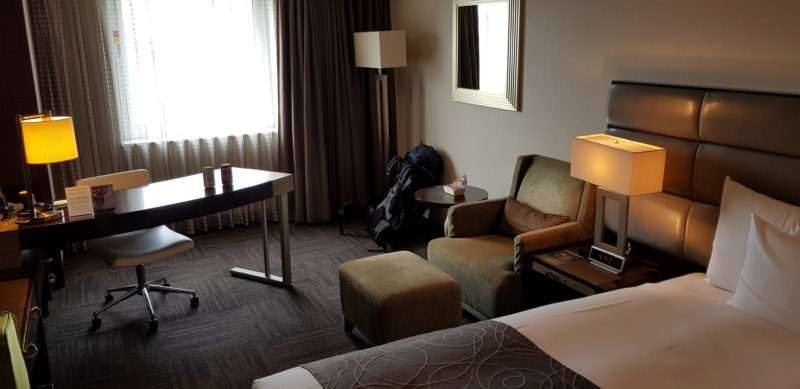 Review ibis styles sapporo, seating area