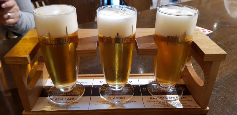 Review ibis styles sapporo, brewery