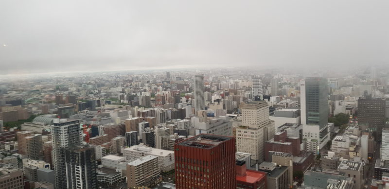 Review ibis styles sapporo, jr tower