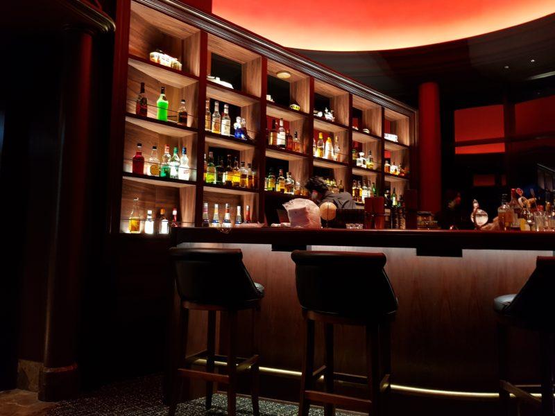 Review Hotel Nord Otaru, bar