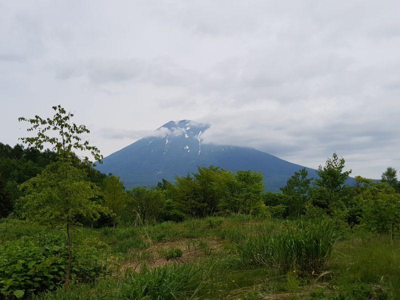 Review Hilton Niseko Village, mountain view