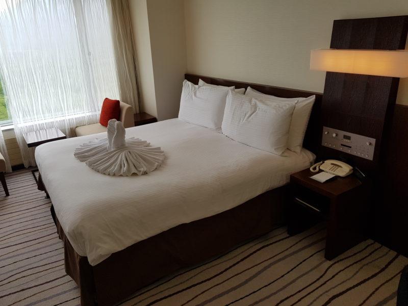 Review Hilton Niseko Village, king bed