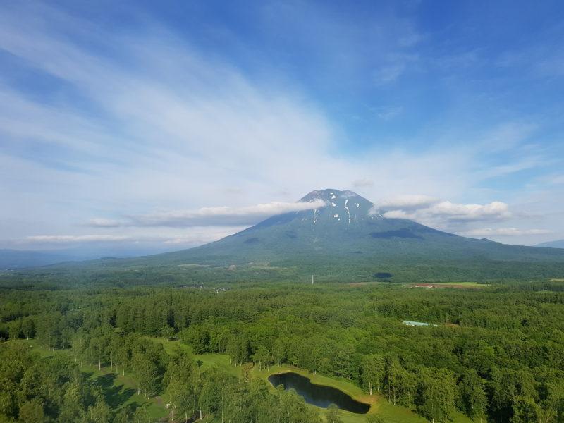 Review Hilton Niseko Village, view