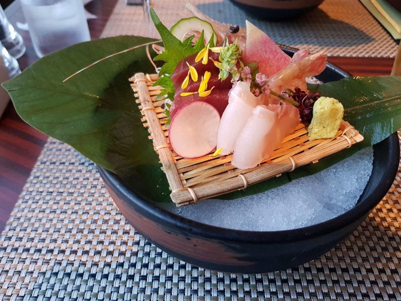 Review Hilton Niseko Village, Dinner