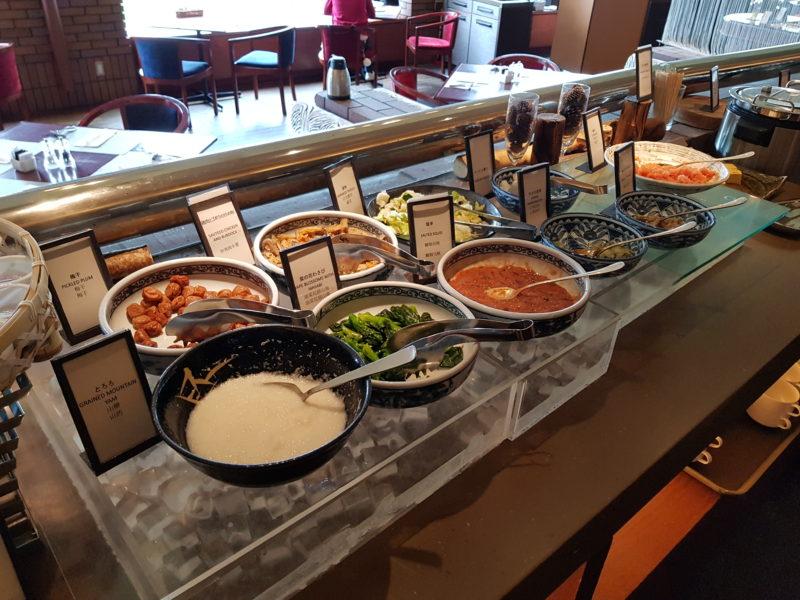 Review Hilton Niseko Village, breakfast