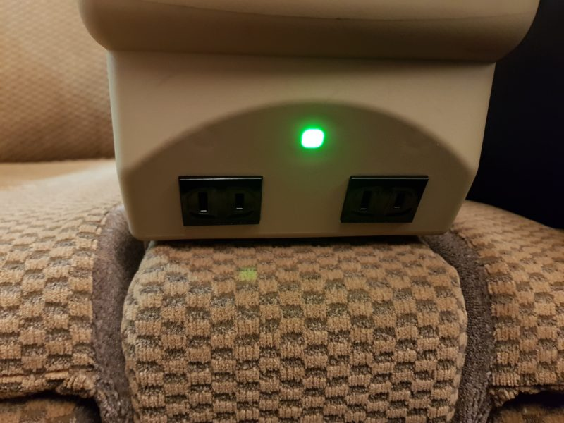 Review shinkansen high speed train japan, power sockets