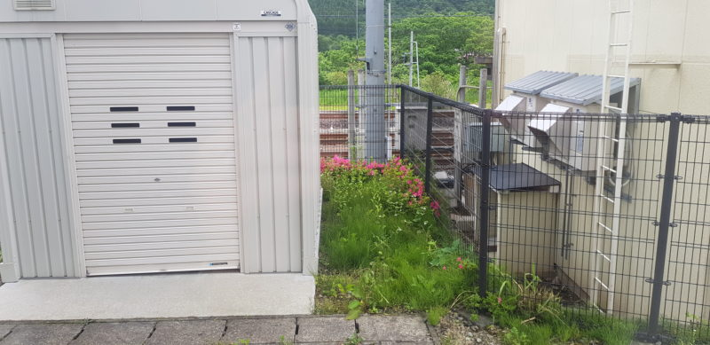Review: Hotel Folkloro Kakunodate Japan, view