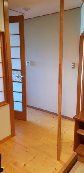 Ichinobo Matsushima, a luxurious Japanese Onsen Hotel, room entrance