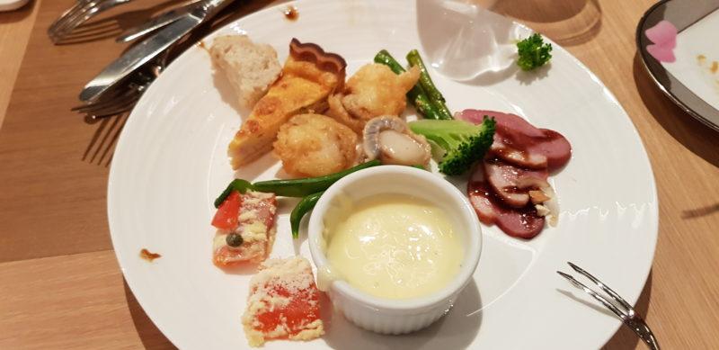 Review: Ichinobo Matsushima, a luxurious Japanese Onsen Hotel, food