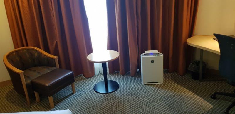 Review Hilton Tokyo Narita Airport,