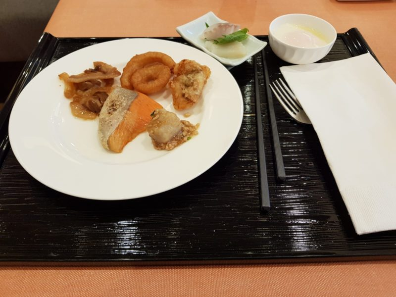 Review Four points by sheraton hakodate, brealfast