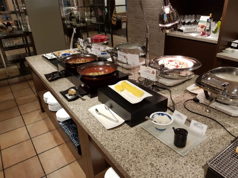 Review Four points by sheraton hakodate, breaksfast