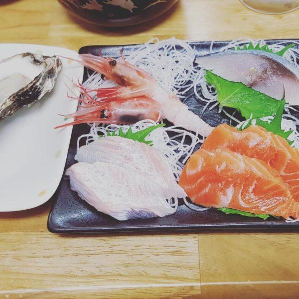 Review Hotel Nord Otaru, sushi