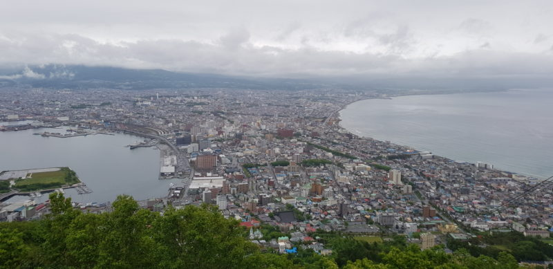 One Day in Hakodate