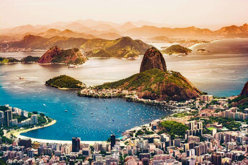 cheap business class to Rio de Janeiro