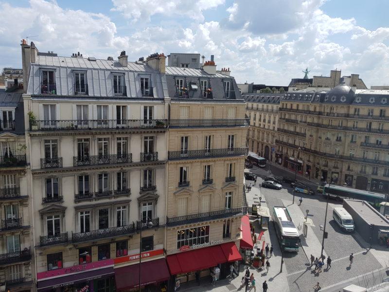 review hilton paris opera