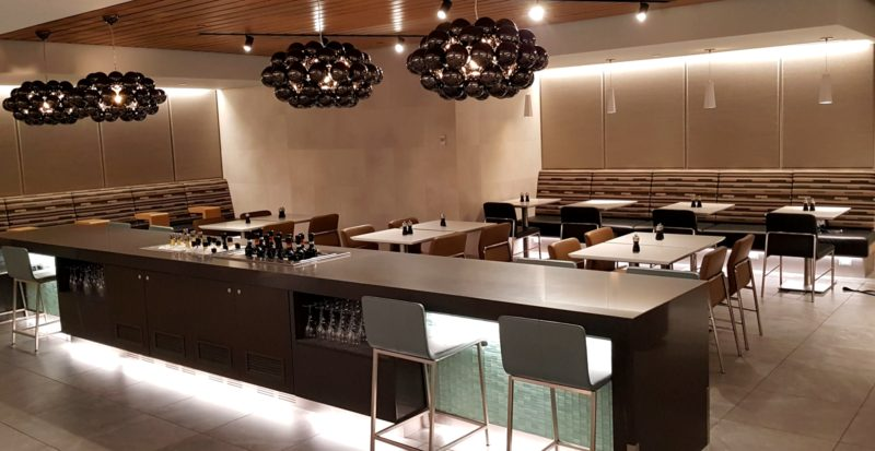 Review: American Airlines Flagship Lounge Chicago