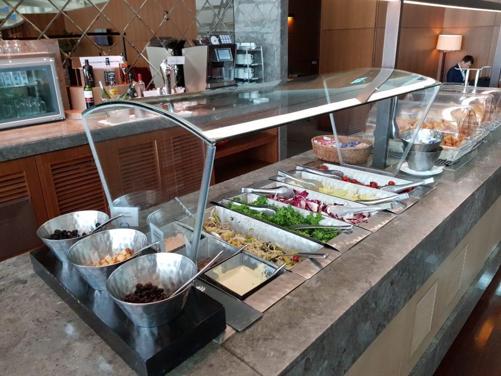 Asiana Business Lounge Seoul