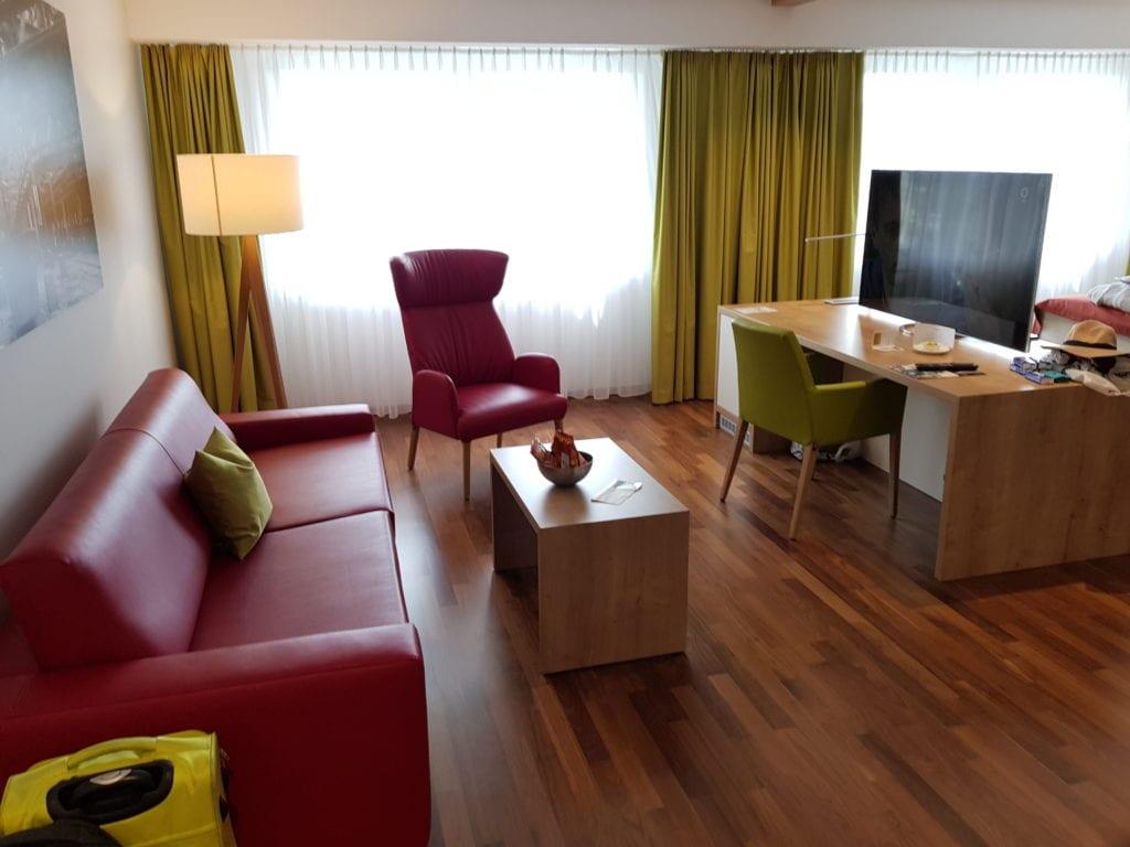 Review Mercure Hotel Saarbrücken City
