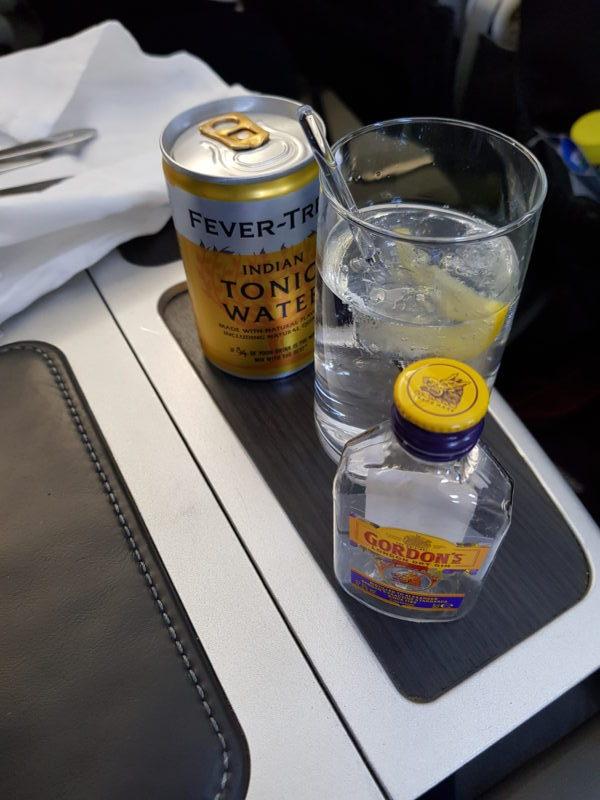 Review British Airways Club World