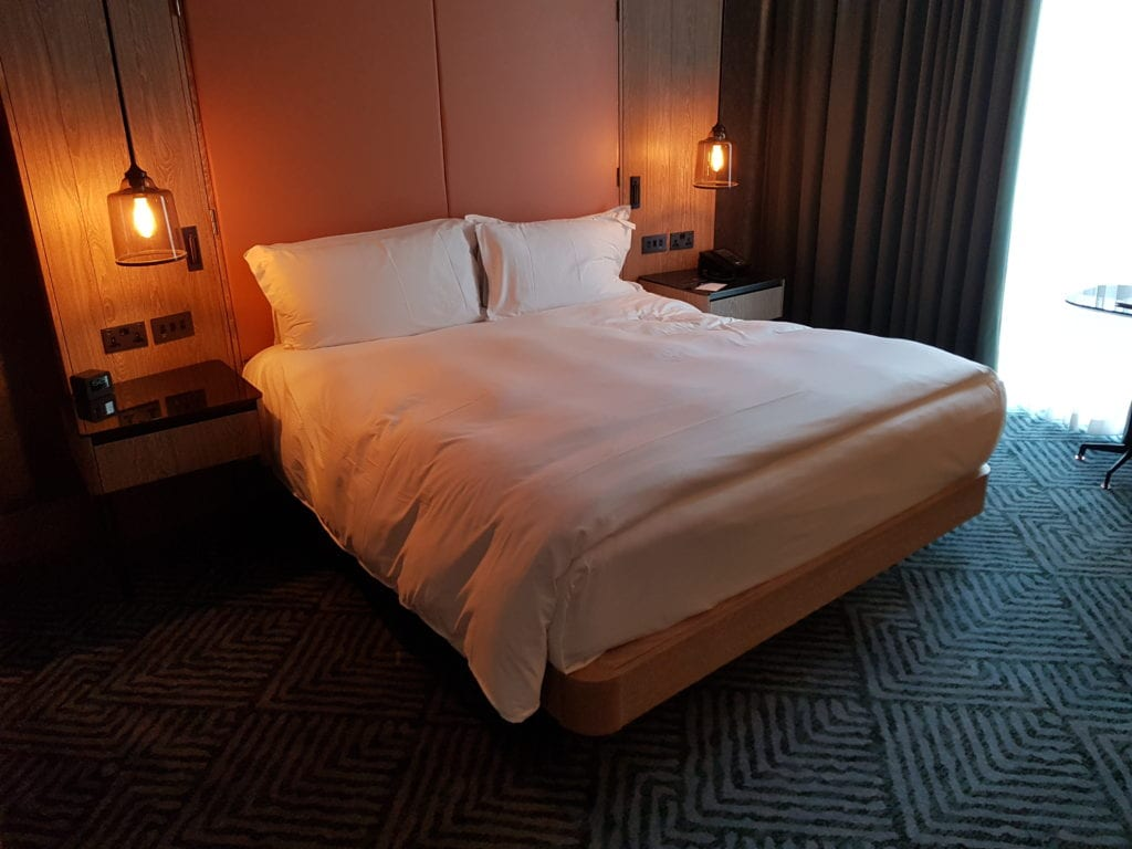 review hilton london bankside