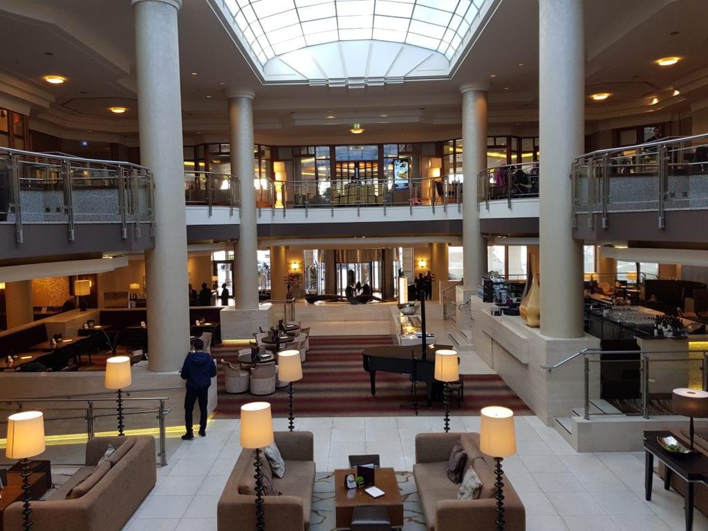 Review Hilton Berlin