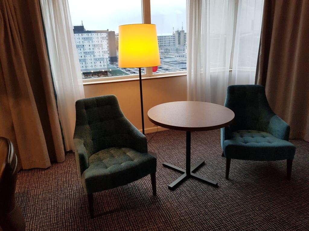 Hilton Paris CDG airport review