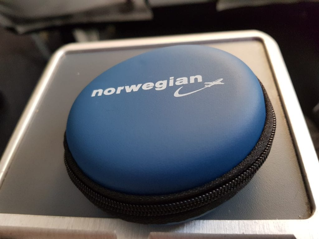 review norwegian premium class