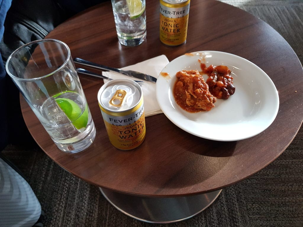 Review: British Airways Galleries Club Lounge LHR Terminal 3