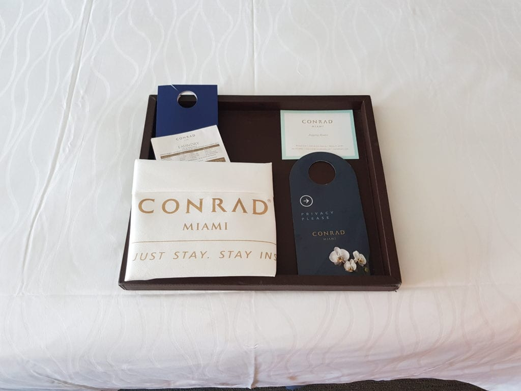 review conrad miami