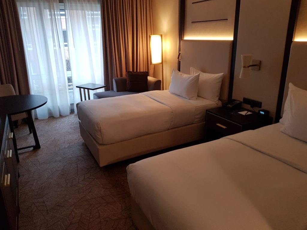 Review Hilton Munich City