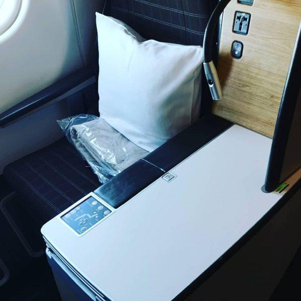 Swiss Business class A330-300