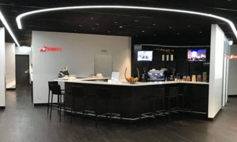 Review Zurich Swiss Arrival Lounge