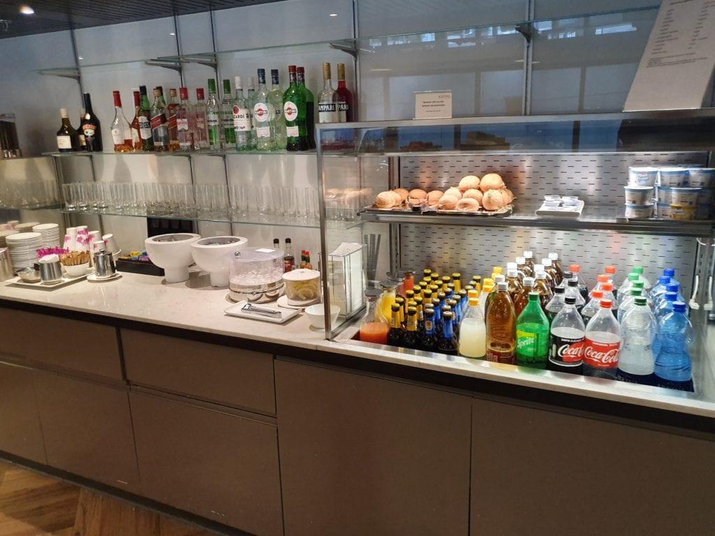 Aspire Lounge Zurich