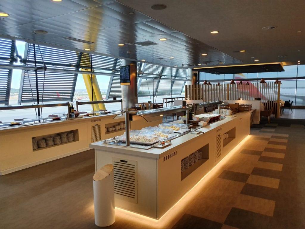 Iberia Velázquez Lounge Madrid