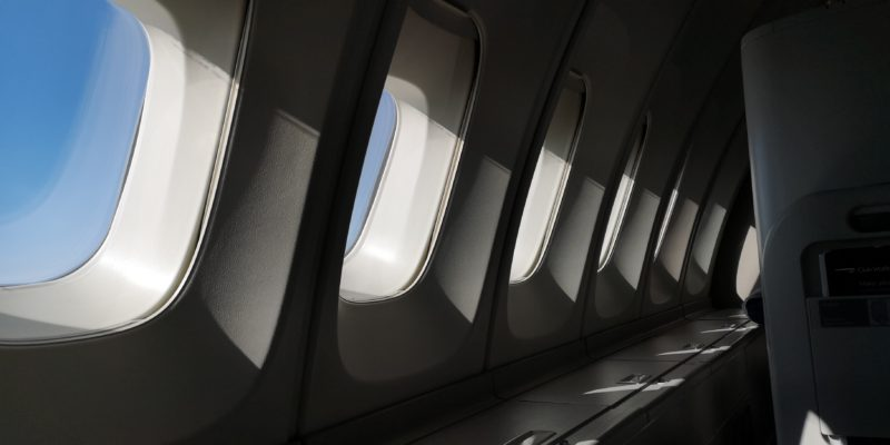 747 uppder deck