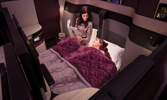 popular business class