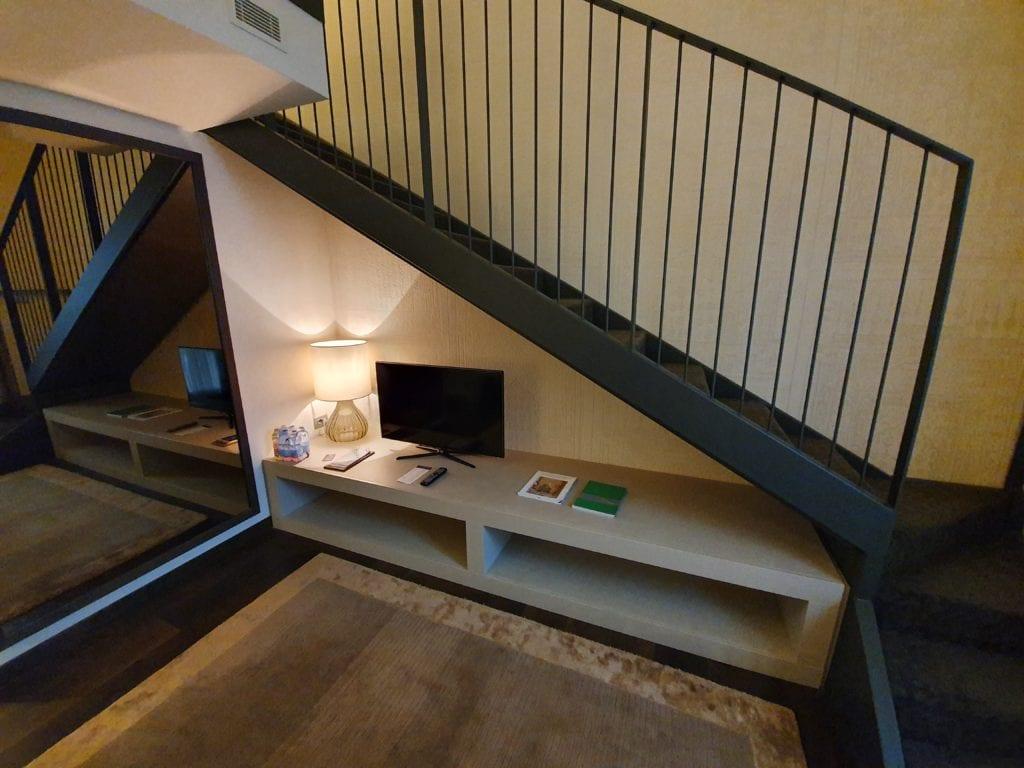 Review Hyatt Centric Murano Venice suite