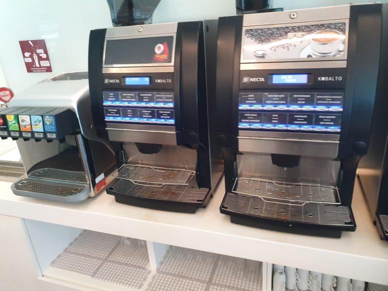 Coffew TAP Premium Lounge Lisbon