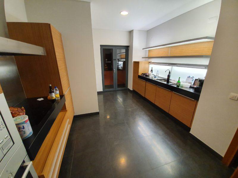 Review Sheraton Cascais Resort Kitchen