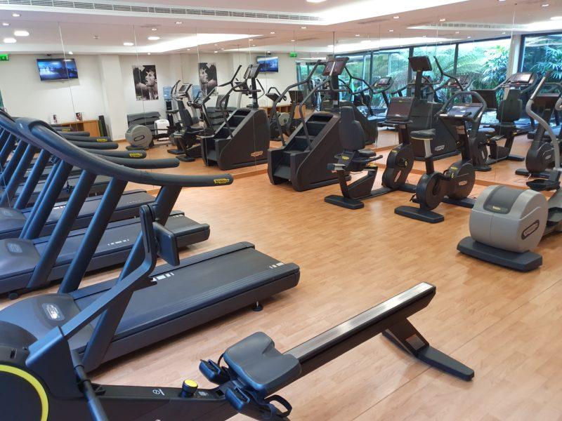 Review Sheraton Cascais Resort Fitness room