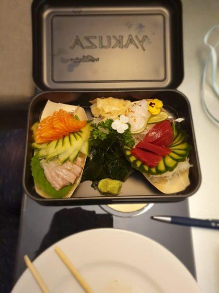 Review Sheraton Cascais Resort Sushi