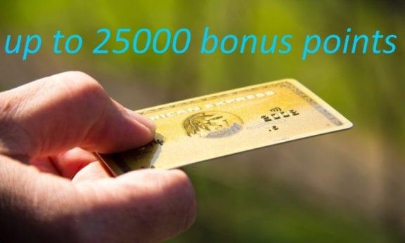 maerican express belgie bonus