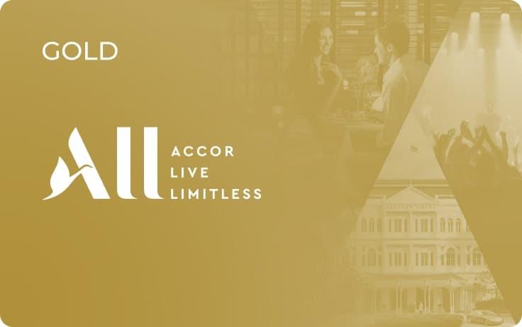 accor gold card