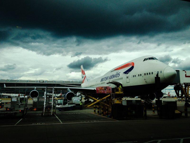 ba 747 retire